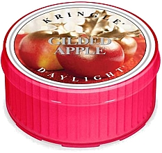 Духи, Парфюмерия, косметика Чайная свеча - Kringle Candle Gilded Apple Daylight