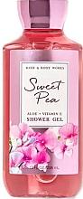 Духи, Парфюмерия, косметика Bath and Body Works Sweet Pea - Гель для душа