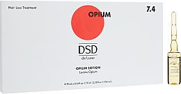 Духи, Парфюмерия, косметика Лосьон для волос - Simone DSD De Luxe 7.4 Opium Lotion