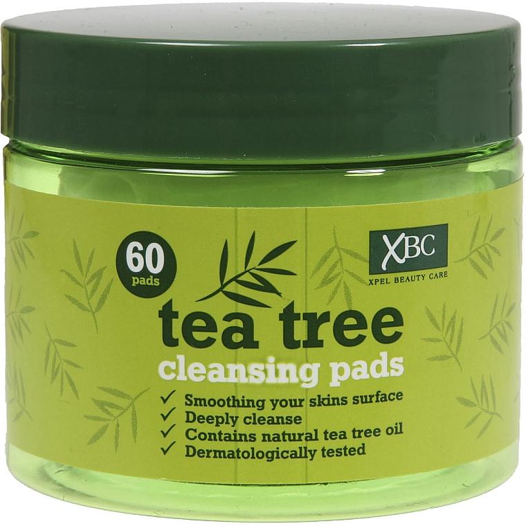 Очищающие диски для лица - Xpel Marketing Ltd Tea Tree Cleansing Pads — фото N1