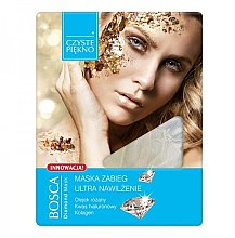 Духи, Парфюмерия, косметика Маска для лица - Czyste Piekno Bosca Diamond Mask