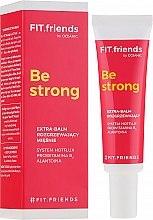 Духи, Парфюмерия, косметика Разогревающий крем для мышц - AA Fit.Friends Be Strong Extra Balm