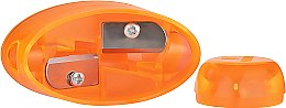 Духи, Парфюмерия, косметика Двойная точилка для карандашей, оранжевая - Essence Sharpener