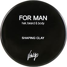 Духи, Парфюмерия, косметика Моделирующая глина для укладки волос - Vitality's For Man Shaping Clay