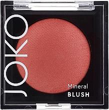 Духи, Парфюмерия, косметика Минеральные запеченные румяна для лица - Joko Mineral Blush