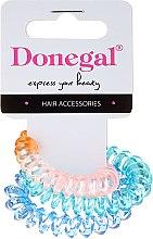 Духи, Парфюмерия, косметика Резинки для волос, FA-5587, 3 шт, Вариант 1 - Donegal