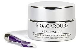 Духи, Парфюмерия, косметика Регенерирующий флюид для глаз от морщин - Bio et Caroube Reversible Anti-Wrinkle Regenerating Eye Contour