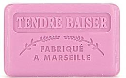 "Духи, Парфюмерия, косметика Марсельское мыло ""Нежный поцелуй"" - Foufour Savonnette Marseillaise Tendre Baiser"