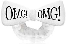 Духи, Парфюмерия, косметика Косметическая повязка для волос, белая - Double Dare OMG! White Hair Band