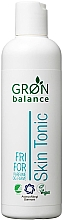 Духи, Парфюмерия, косметика Тоник для лица - Gron Balance Skin Tonic