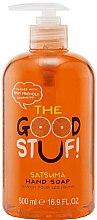 Духи, Парфюмерия, косметика Жидкое мыло для рук с ароматом мандарина - The Good Stuff Satsuma Hand Wash