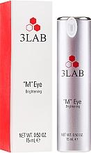 Духи, Парфюмерия, косметика Крем для лифтинга кожи в области вокруг глаз - 3Lab M Eye Brightening Cream