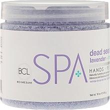 Духи, Парфюмерия, косметика Морская соль - BCL SPA Jasmine Lavender Salt Soak