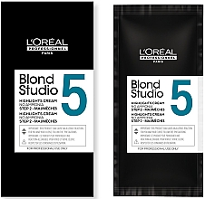 Духи, Парфюмерия, косметика Крем для мелирования - L'Oreal Professionnel Blond Studio Majimeches 5 Amonnia Free Lightening Cream