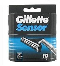 Духи, Парфюмерия, косметика Сменные кассеты для бритья - Gillette Sensor