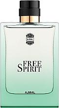 Духи, Парфюмерия, косметика Ajmal Free Spirit - Парфюмированная вода