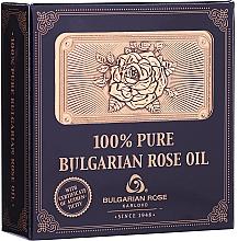 Духи, Парфюмерия, косметика Натуральное масло розы в деревянной коробке - Bulgarian Rose Oil