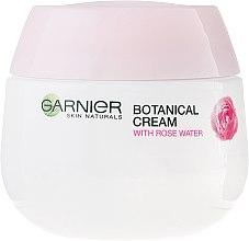 Дневной увлажняющий крем для сухой и чувствительной кожи - Garnier Skin Naturals Soft Essentials Hydrating Care 24h Day Face Cream — фото N2