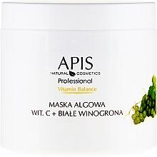 Духи, Парфюмерия, косметика Альгидная маска для лица - APIS Professional Vitamin-Balance Algae Mask