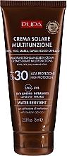 Духи, Парфюмерия, косметика Увлажняющий солнцезащитный крем для всего тела SPF 30 - Pupa Multifunction Sunscreen Cream