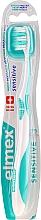 Духи, Парфюмерия, косметика Мягкая зубная щетка, бирюзовый - Elmex Sensitive Toothbrush Extra Soft