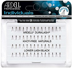 Духи, Парфюмерия, косметика Накладные ресницы - Ardell Eyelash Knot Free Lower Lash Individuals Black