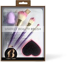 Духи, Парфюмерия, косметика Набор для макияжа - Beauty Look Sparkly Beauty Brush