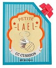 Духи, Парфюмерия, косметика СС-кушон - Petite Lael CC Cushion PF50+ PA+++ (запасной блок)