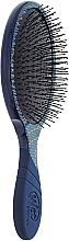 Расческа для волос - Wet Brush Pro Detangler Free Sixty Denim — фото N3