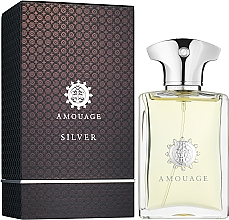 Духи, Парфюмерия, косметика Amouage Silver - Парфюмированная вода