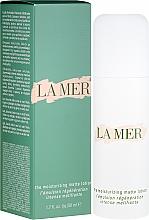 Духи, Парфюмерия, косметика Увлажняющий лосьон с матирующим эффектом - La Mer Moisturizing Matte Lotion