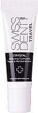 Духи, Парфюмерия, косметика Зубная паста - Swissdent Crystal Toothpaste (мини)