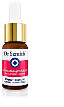 Духи, Парфюмерия, косметика Укрепляющее масло для ногтей - Delia Dr. Szmich Nail Oil