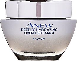 Духи, Парфюмерия, косметика Глубоко увлажняющая ночная маска для лица - Avon Anew Deeply Hydrating Overnight Mask