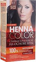 Духи, Парфюмерия, косметика Стойкая крем-краска с хной для волос - Fito Косметик Henna Color