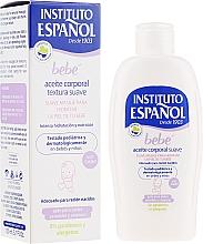 Духи, Парфюмерия, косметика Детское масло для тела - Instituto Espanol