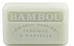 """Духи, Парфюмерия, косметика Марсельское мыло """"Бамбук"""" - Foufour Savonnette Marseillaise Bambou"""