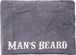 Духи, Парфюмерия, косметика Махровое полотенце - Man`s Beard