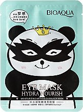 Духи, Парфюмерия, косметика Маска для ухода за кожей вокруг глаз - Bioaqua Eye Mask Hydra Nourish