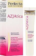 Духи, Парфюмерия, косметика Крем под глаза - Dax Cosmetics Perfecta Azjatica White Eye Cream
