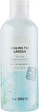 Духи, Парфюмерия, косметика Очищающая вода с чайным деревом - The Saem Healing Tea Garden Tea Tree Cleansing Water