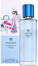 Духи, Парфюмерия, косметика Aigner Ladies Day Paris - Туалетная вода