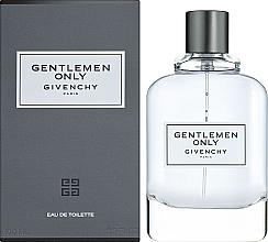 Givenchy Gentlemen Only - Туалетная вода — фото N2