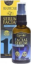 Духи, Парфюмерия, косметика Сыворотка для жирной кожи лица - Arganour 12 For Oily Skin