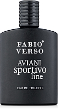 Духи, Парфюмерия, косметика Bi-Es Fabio Verso Aviani Sportivo Line - Туалетная вода