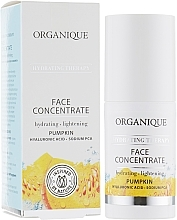 Духи, Парфюмерия, косметика Увлажняющий концентрат для лица - Organique Hydrating Therapy Face Concentrate