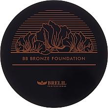 Духи, Парфюмерия, косметика Тональная основа для лица - Brelil Professional BB Bronze Foundation