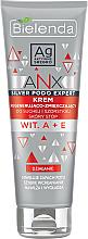 Духи, Парфюмерия, косметика Крем для стоп восстанавливающий - Bielenda ANX Podo Detox Regenerating Foot Cream