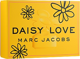 Духи, Парфюмерия, косметика Marc Jacobs Daisy Love - Набор (edt/100ml + b/lot/75ml + edt/10ml)