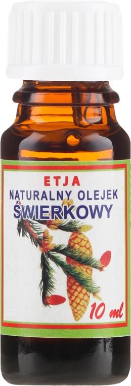 Натуральное эфирное масло ели - Etja Natural Essential Oil — фото N1